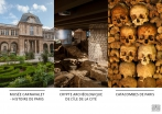 Parcours Carnavalet - Crypte - Catacombes