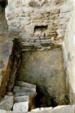 Pièce souterraine du site de l'Institut Curie