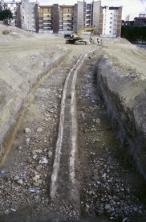 L'aqueduc gallo-romain entrant dans Lutèce, ZAC Montsouris